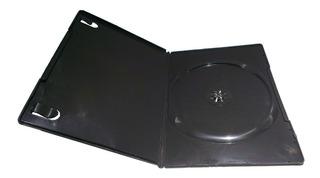 100 Estuches Dvd Simple Slim X100 Unidades Liquido Oferta