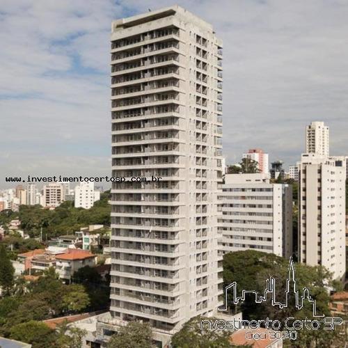 Apartamento À Venda Em São Paulo/sp - Origem-vi1-850152