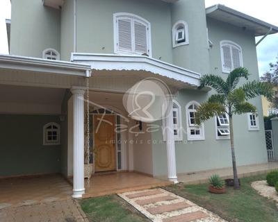 Casa Em Condomínio Para Venda Em Campinas Shopping Galleria - Imobiliária Em Campinas - Ca00610 - 33282571