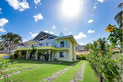 Casa Com 7 Dorms, Condomínio Lagoinha, Ubatuba - R$ 6.5 Mi, Cod: 1410 - V1410