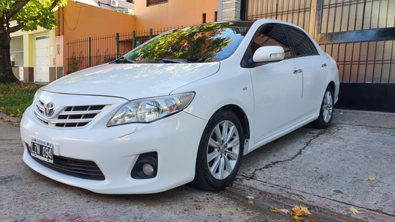 Toyota Corolla 2013 1.8 Se-g At 136cv - Gnc - Permuto