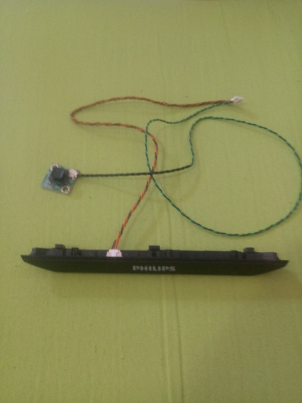Teclado E Sensor Tv Philips 32 Phg4900/78