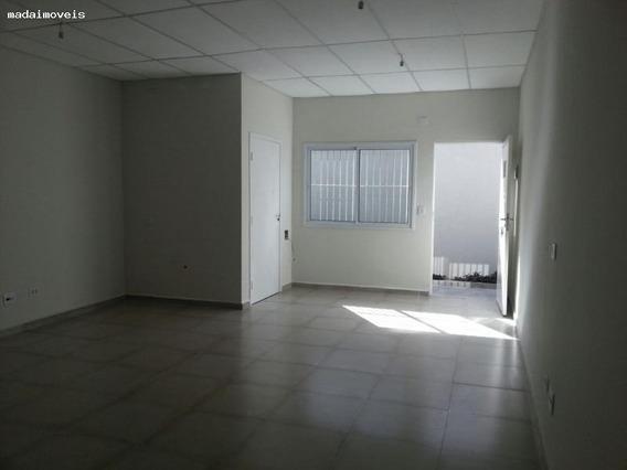 Sala Comercial Para Locação Em Mogi Das Cruzes, Vila Ipiranga, 1 Banheiro - 1616_2-748815