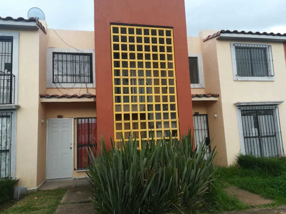 Vendo Casa Duplex En Fracc Hacienda Margarita