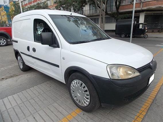 Chevrolet Combo Van Ii 1.3 2008