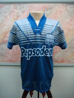 Camisa Futebol Emelec Guayaquil Equador adidas Antiga 343
