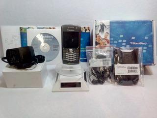 Blackberry Pear 8120 Grafito Movistar -- Envío Gratis --