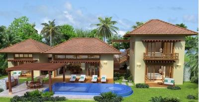 Villa Lujosa En Cap Cana, Us$1.5 Mm, Green Village Res.