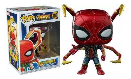 Funko Pop Original Avengers Infinity War: Iron Spider (300)
