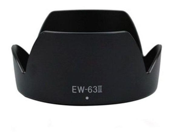 Parasol Ew-63ii Para Lente Canon Ef 28-105 Mm F/3.5-4.5 Usm