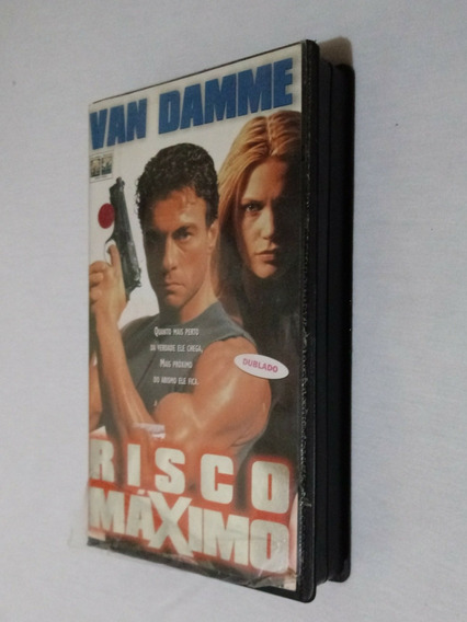 Filme Risco Máximo / Van Damme Dub.