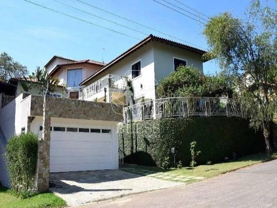 Excelente Residência À Venda No Condomínio Capital Ville - Cajamar - Sp - Cc00716 - 34292560