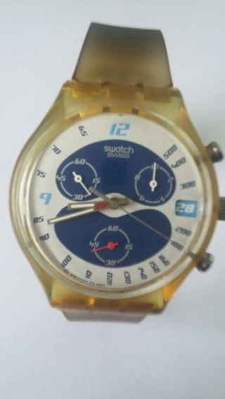 Relógio Swatch Cronos Ag 1997(998j)