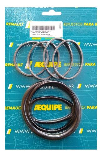 Imagen 1 de 3 de Kit Juntas Caja Mariposa Renault K4m F4r