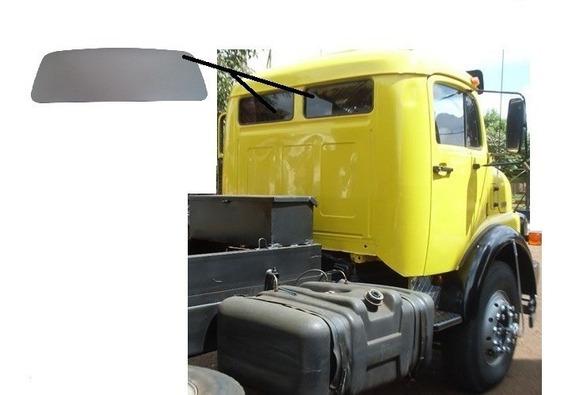 Vidro Vigia Traseiro Caminhão 1313 Cabine Alta
