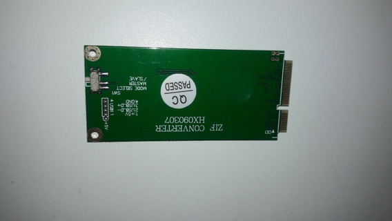 Hx090307 Zif To Mini-pcie Adapter - Usb