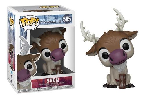 Funko Pop Sven #585 Frozen 2 Disney Regalosleon