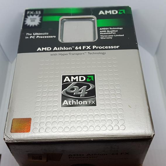 Amd Athlhon Fx-55 Soquete 939