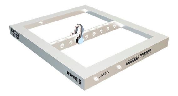 Bumper Fly Mark Audio Vmk6 E Lmk15 Branco