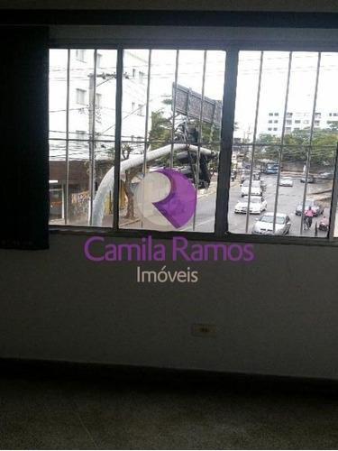 Imagem 1 de 19 de Sala Comercial Para Locação, Jardim São Luís, Suzano/sp. - Sa0066 - 68333923