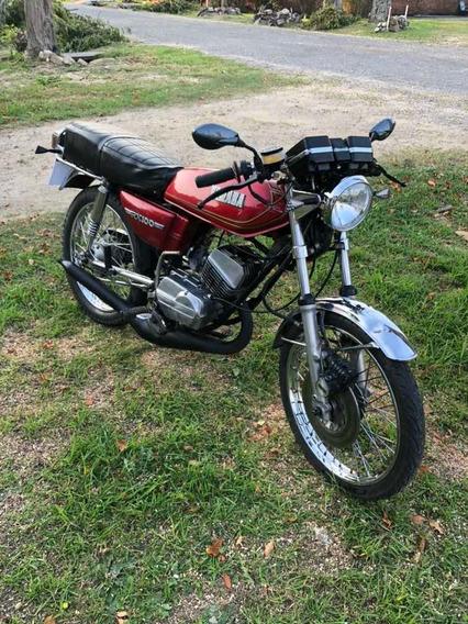 Yamaha Rx100 Rx125 Rx115