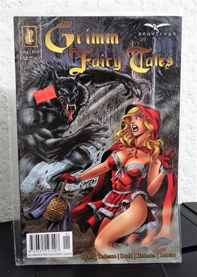 Grimm Fairy Tales # 1 - Bruguera