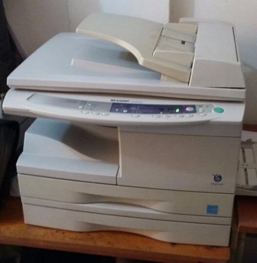 Impressora Copiadora Digital A Laser Sharp Al-1642cs