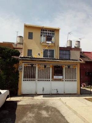 Bonita Casa En El Centro De Texcoco