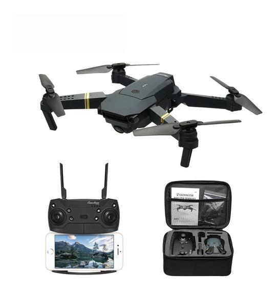 Drone Eachine E58, 2 Baterias, Maleta De Transporte