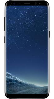 Samsung Galaxy S8 64gb Preto Meia-noite Novo Com Nota Fiscal