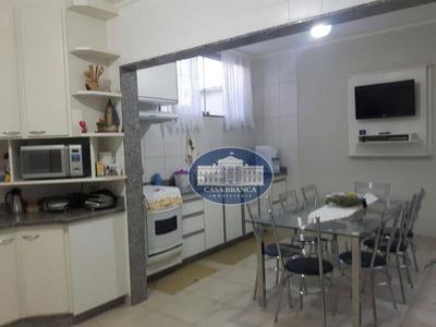 Casa Com 3 Dormitórios À Venda, 110 M² - Ipanema - Araçatuba/sp - Ca1121