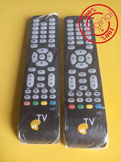 Controle Remoto Para Oi Tv Hd Completo E Original