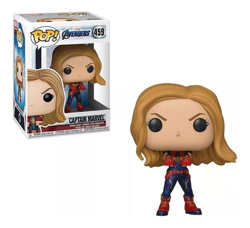 Funko Pop! Avengers Endgame - Captain Marvel #459
