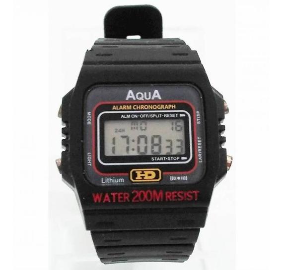 Kit 10 Relógios Aqua Aq-37 Revenda Atacado!!!