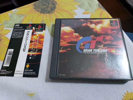 Gran Turismo Original Playstation One Ps1