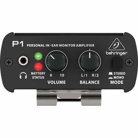 Amplificador P/ Fone Behringer P1. Power Play