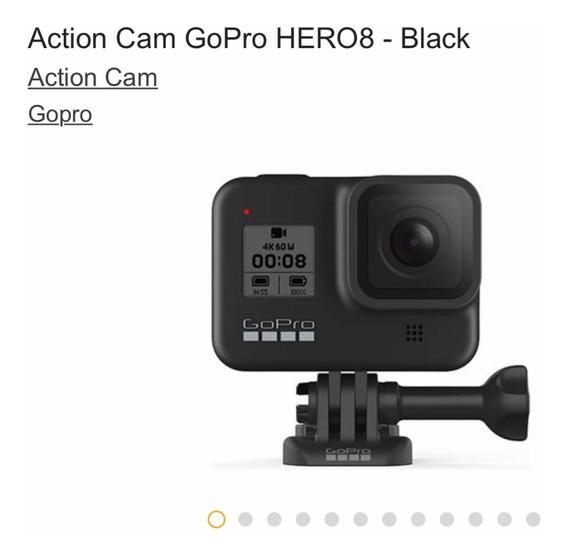 Gopro Hero8 Lançamento Em Novembro
