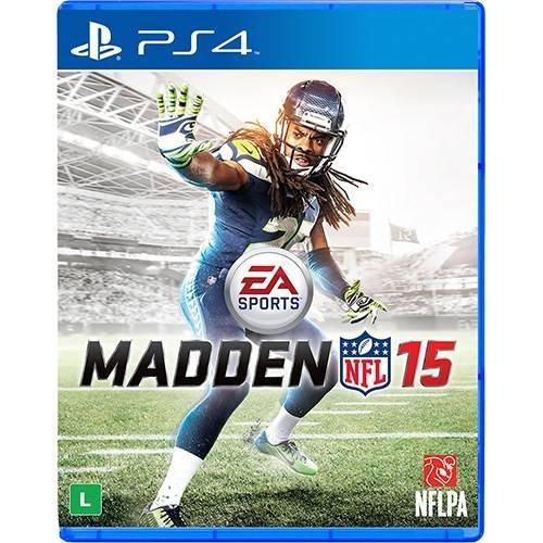 Game Madden Nfl 15 - Original - Novo - Lacrado