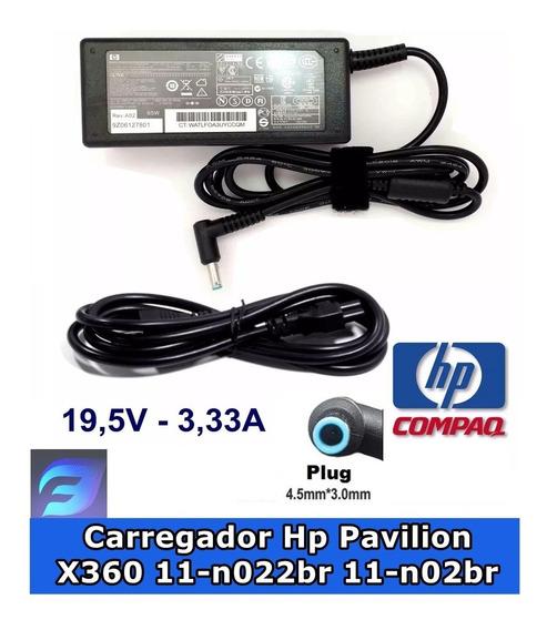 Carregador Notebook Ultrafino Hp Pavilion 14-n010br