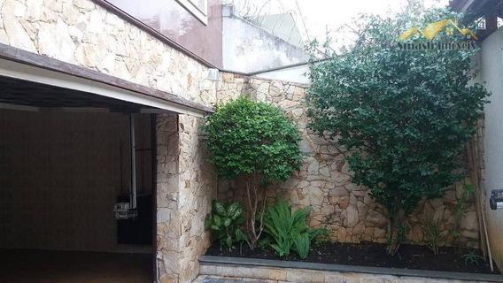 Sobrado Com 5 Dormitórios À Venda, 197 M² - Vila Rosália - Guarulhos/sp - So0022