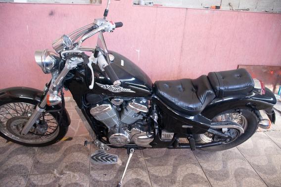 Moto Honda Shadow 600cc Ano. 2005