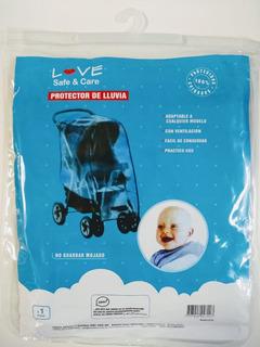 Cobertor Protector Lluvia Cochecitos Bebe Generico Love