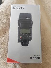 Flash Mk580 Meike Para Canon