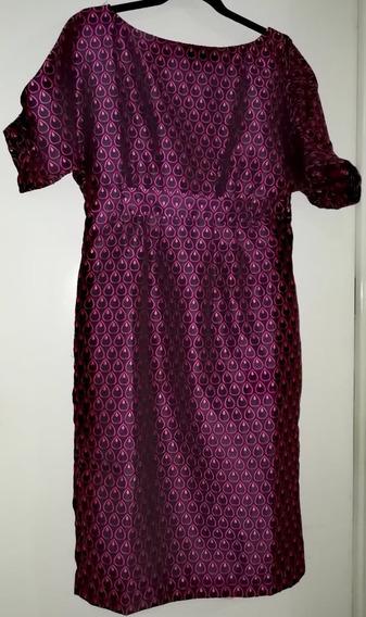 Vestido Elegante Midi, Cóctel U Alguna Ocasión Especial