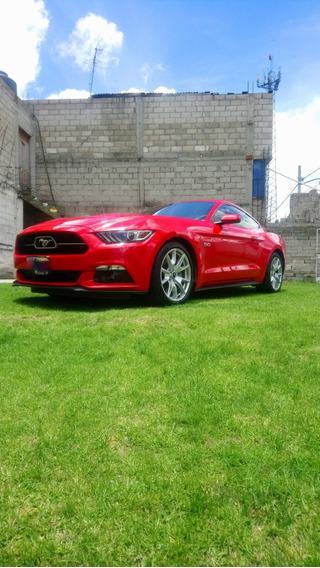 Mustang Gt V8 Automático 50 Aniversario