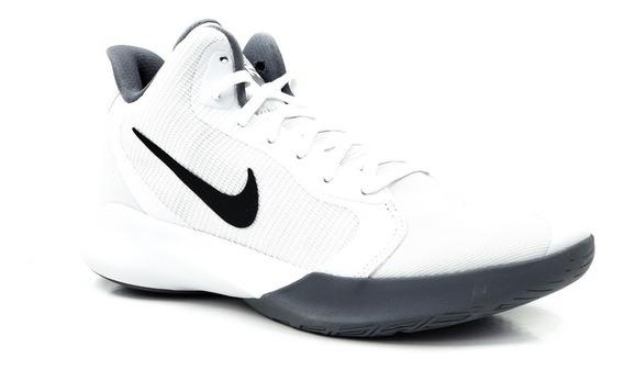 Tenis Nike Precision Iii Aq7495100 Blanco-hombre Basquetbol