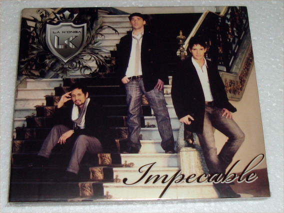 Cd La Konga Impecable Original En Stock Musicanoba