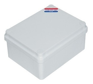 Cajas De Paso Pvc Exterior Ip65 Tableplast 193x253x111