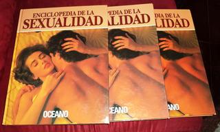 Enciclopedia De La Sexualidad Oceano 3 Tomos