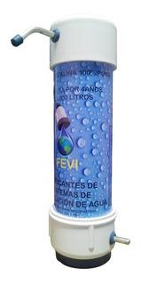 Filtro Purificador De Agua Alcalina Fevi Eleva Ph